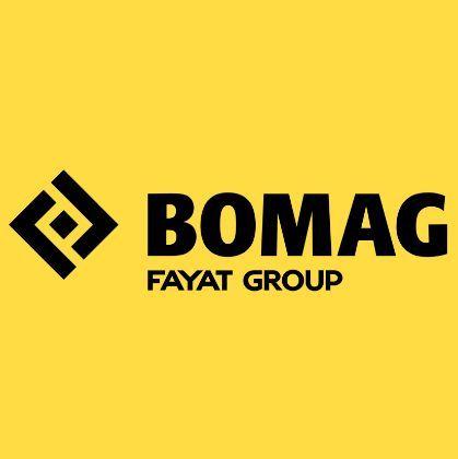 Pilt tootja Bomag