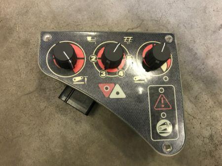Electron console